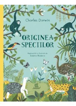 Originea speciilor de Charles Darwin, Sabina Radeva
