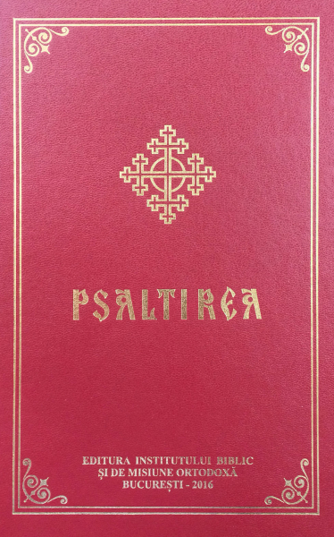 Psaltirea de Aprobarea Sfantului Sinod 0