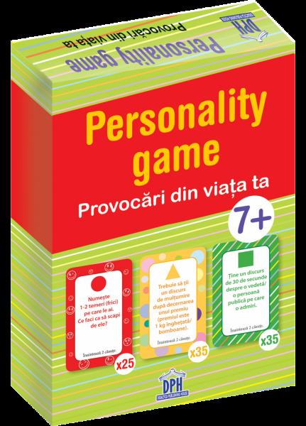 Personality Game de Georgeta Panisoara 0