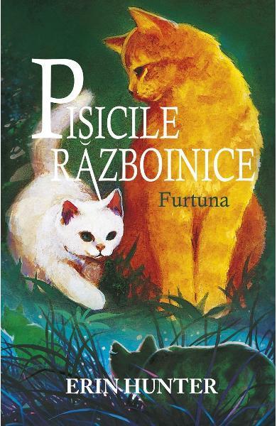 Pisicile Razboinice. Vol. 4: Furtuna de Erin Hunter 0