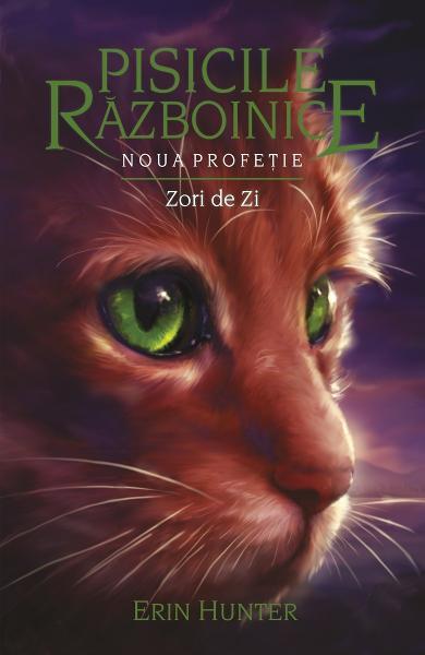 Pisicile Razboinice. Vol. 9: Zori de zi de Erin Hunter 0