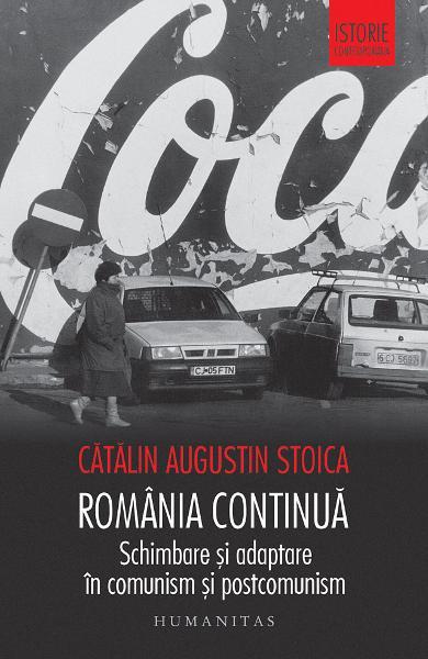 Romania continua de Catalin Augustin Stoica 0