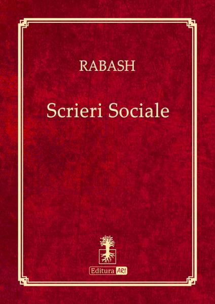 Scrieri Sociale (Grup de Studiu Cabala) 0