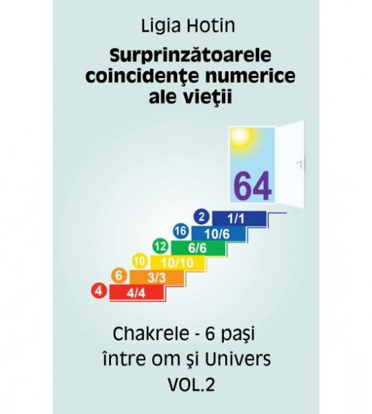 Surprinzatoarele coincidente numerice ale vietii - VOL. 2 de Ligia Hotin 0