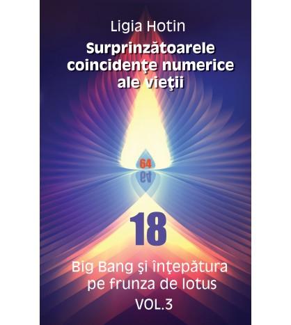 Surprinzatoarele coincidente numerice ale vietii - VOL. 3 de Ligia Hotin