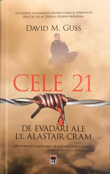 Cele 21 de evadari ale locotenentului Alastair Cram de David M. Guss 0