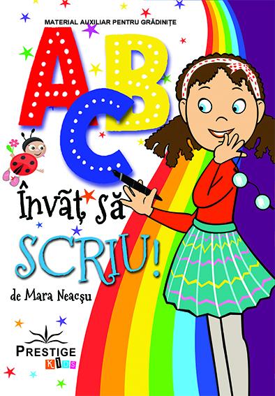 ABC - Invat sa scriu! de Mara Neacsu 0