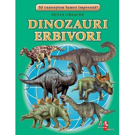 Dinozauri eribivori - Silvia Ursache 0