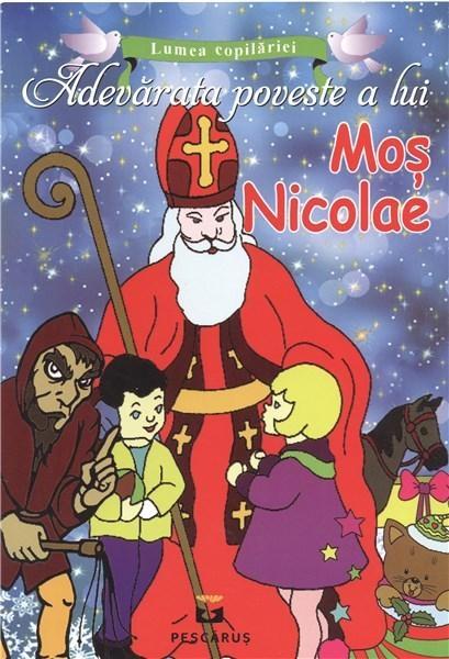 Adevarata poveste a lui Mos Nicolae 0