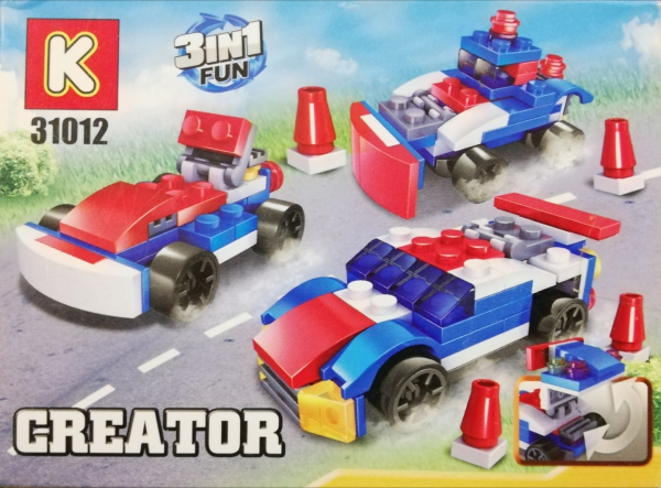 K Lego Creator [0]