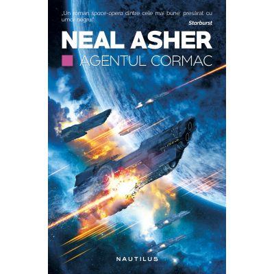 Agentul Cormac de Neal Asher 0