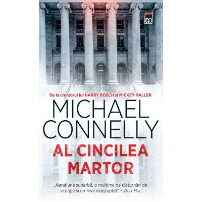 Al cincilea martor de Michael Connelly [0]