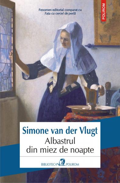 Albastrul din miez de noapte de Simone van der Vlugt 0