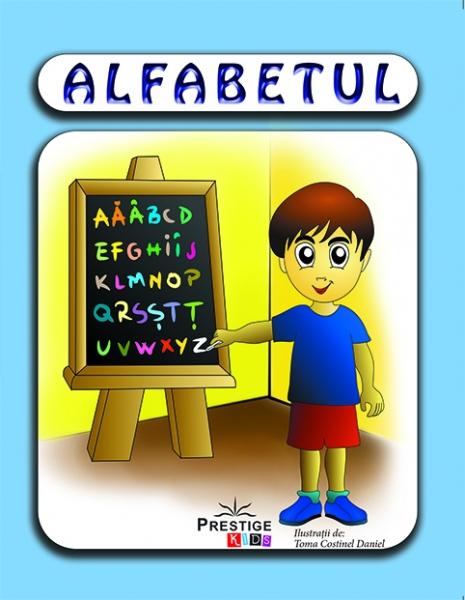 Alfabetul - cartonat 0