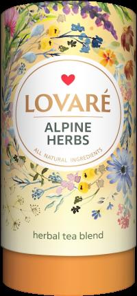 Alpine Herbs  Amestec de ceai verde, maces, plante si petale de flori de la Lovare [0]