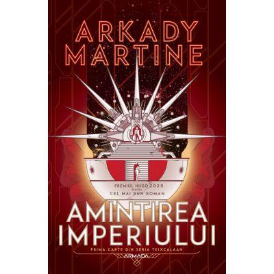 Amintirea imperiului de Arkady Martine [0]