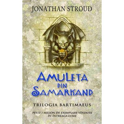 Amuleta din Samarkand de Jonathan Stroud [0]