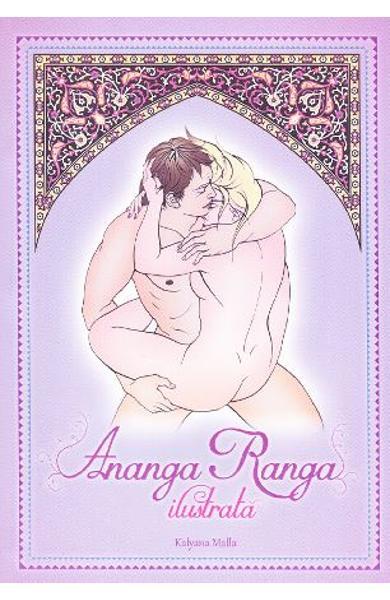Ananga Ranga ilustrata de Kalyana Malla 0