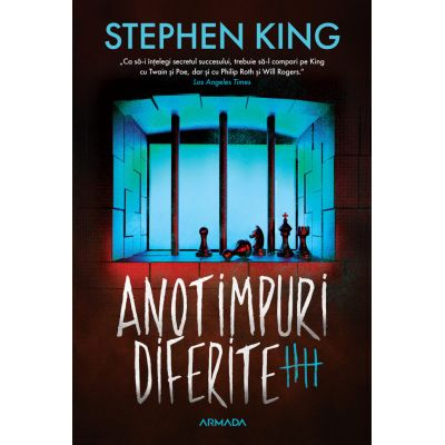 Anotimpuri diferite - Stephen King - Editie 2021 [0]
