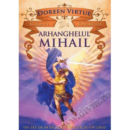 Arhanghelul Mihail. Carti oracol de Doreen Virtue