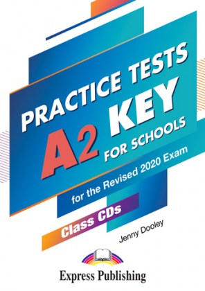 Curs lb. engleza examen Cambridge A2 key for schools practice tests audio CD la manual (set 5 cd-uri, revizuit 2020) 0