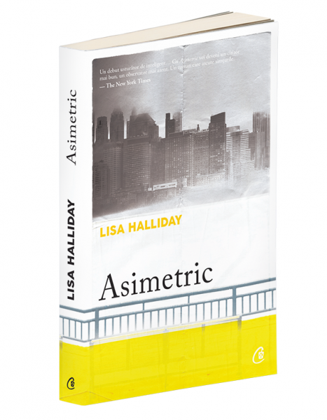 Asimetric de Lisa Halliday 0