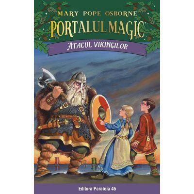 Atacul vikingilor. Portalul Magic de Mary Pope Osborne [0]