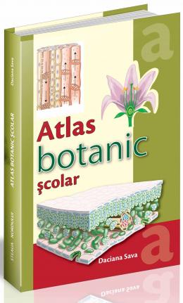 ATLAS BOTANIC SCOLAR de Daciana Sava [0]