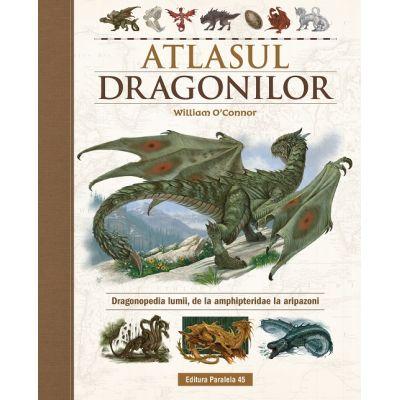 Atlasul Dragonilor de William O'Connor [0]
