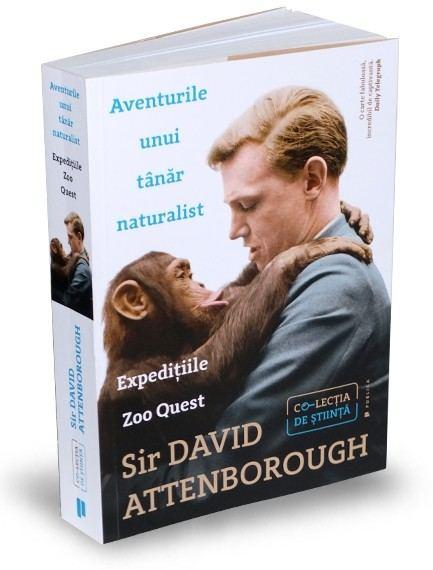 Aventurile unui tanar naturalist de David Attenborough 0