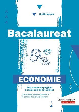 Bacalaureat. Economie de Cecilia Ionescu [0]