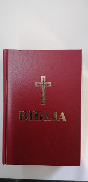 Biblia gold grena 1