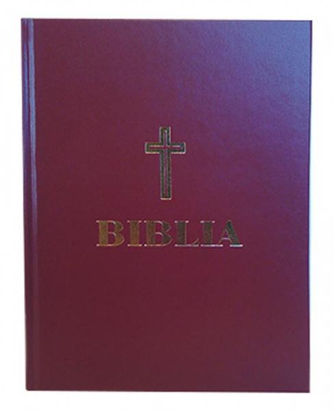 Biblia gold grena 0