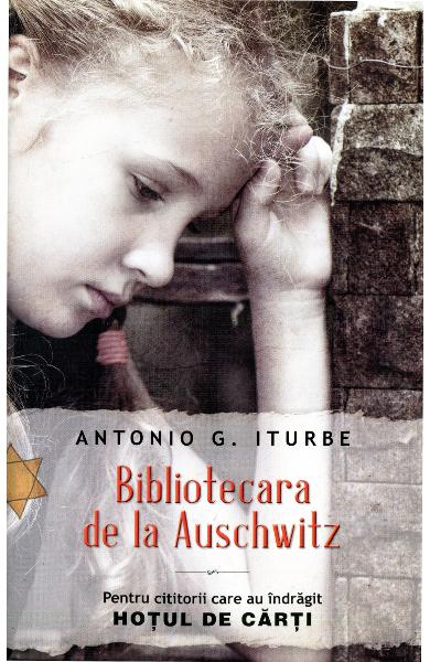 Bibliotecara de la Auschwitz de Antonio G. Iturbe 0
