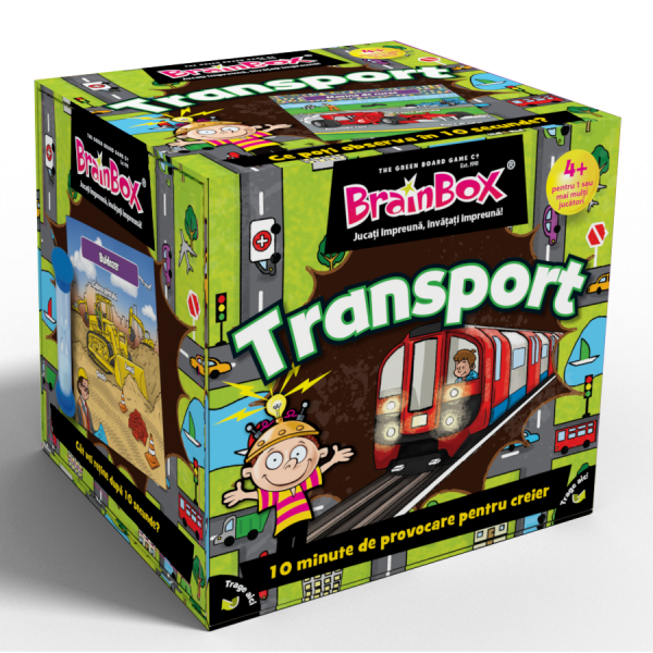 BrainBox Transport de Ludicus 0