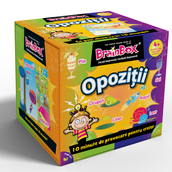 BrainBox Opozitii de Ludicus
