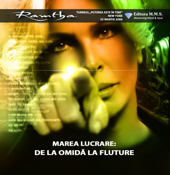 CD-Marea lucrare: de la omida la fluture - Ramtha 0