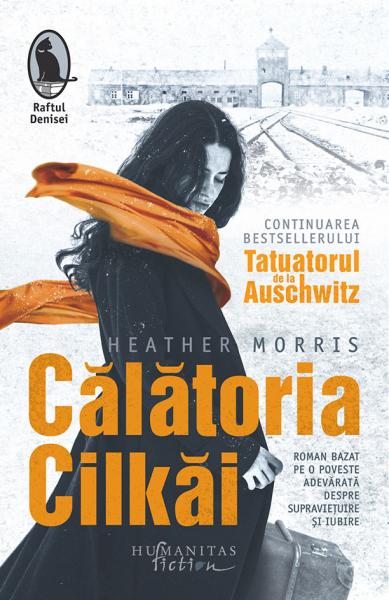 Calatoria Cilka de Heather Morris [0]