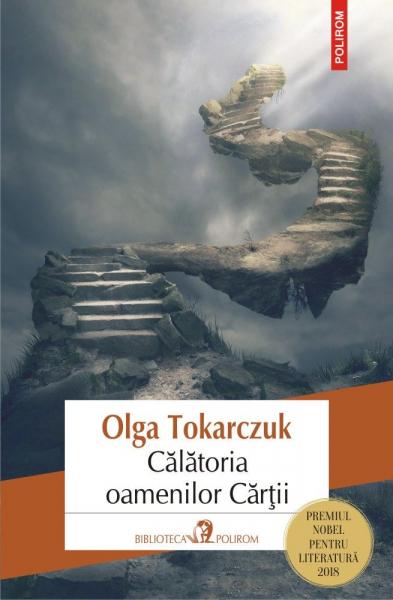 Calatoria oamenilor cartii de Olga Tokarczuk 0