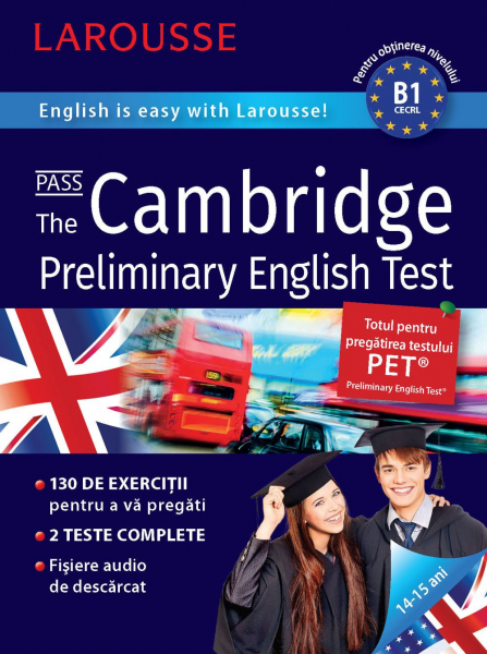 Cambridge Preliminary English Test de Larousse 0