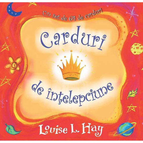 Carduri de intelepciune de Louise L. Hay 0