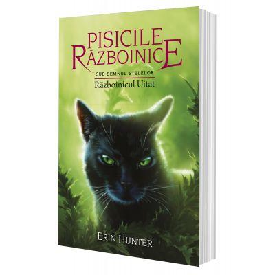 Cartea 23 Pisicile Razboinice. Razboinicul Uitat de Erin Hunter [0]