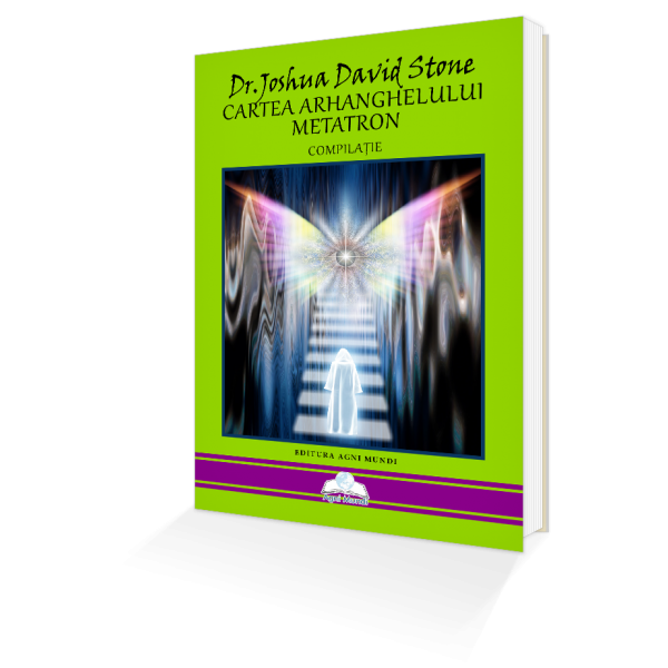Cartea Arhanghelului Metatron de Joshua David Stone [0]