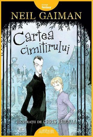 Cartea cimitirului de Neil Gaiman 0