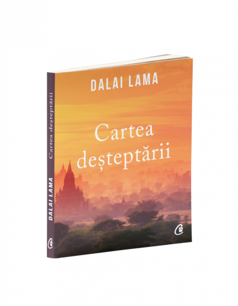 Cartea desteptarii de Dalai Lama