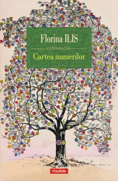 Cartea numerilor de Florina Ilis 0