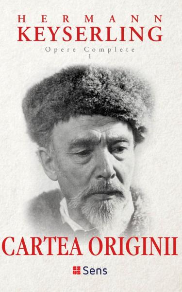 Cartea Originii de Hermann von Keyserling 0