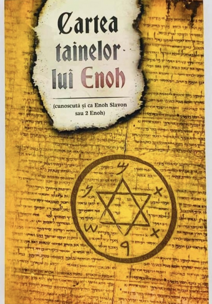 Cartea tainelor lui Enoh 0