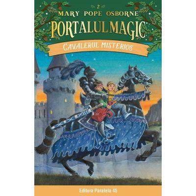 Cavalerul misterios. Portalul Magic de Mary Pope Osborne [0]