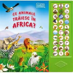 Ce animale traiesc in Africa? [0]